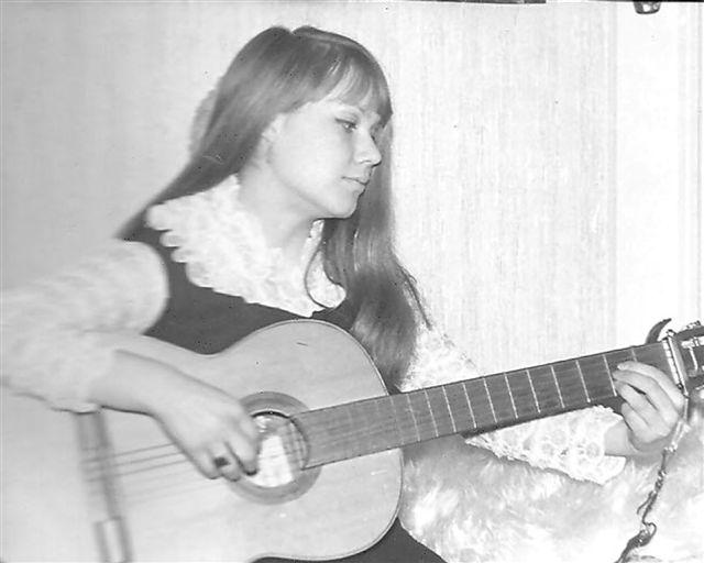 Valeryan living the dream in 1972