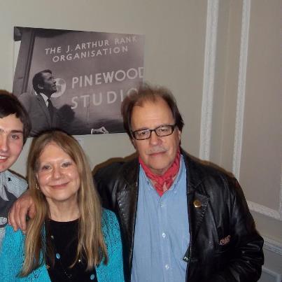 Pinewood Studios May 2012