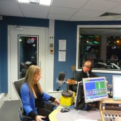 BBC Radio Cambridge Live Set Sue Marchant Show October 2011