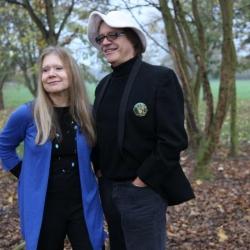 Pete & Valeryan November 2011