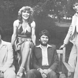 Valeryan as member of The Settlers1976