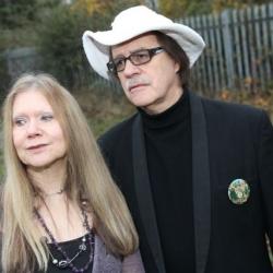 Valeryan and Pete November 2011